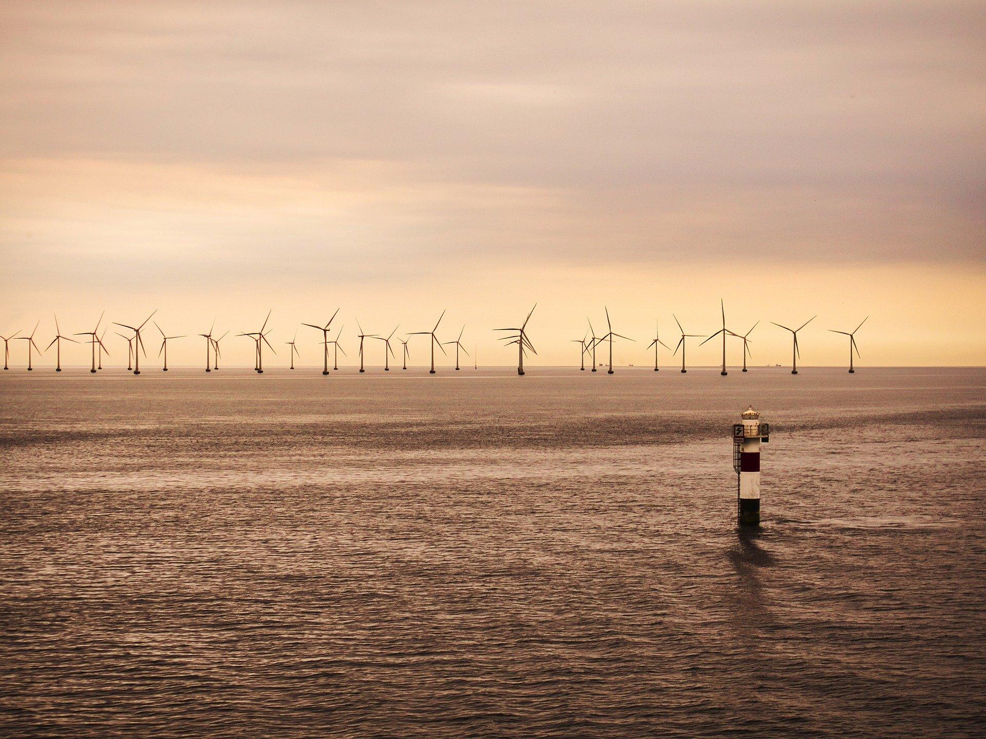 Nowe wsparcie dla energii elektrycznej wytwarzanej w morskich farmach wiatrowych