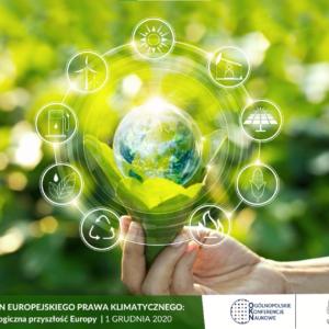 I Ogólnopolska Konferencja Naukowa Europejskiego Prawa Klimatycznego